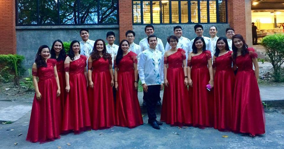 Pharmacy Junior Ambassadors Of Music (PharmJAM) Of The UP College Of Pharmacy Joins The 2nd Gawad Pangulo Choral Competition