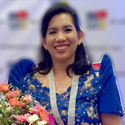 Ma. Rosario B. Barangan, RPh, MS