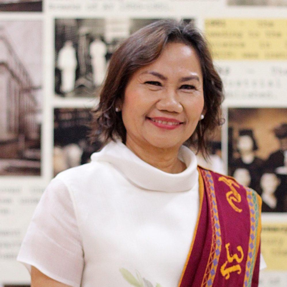 Erna C. Arollado, MS, PhD