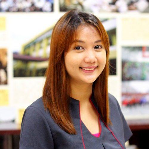 Hannah Lei B. Ocampo, RPh