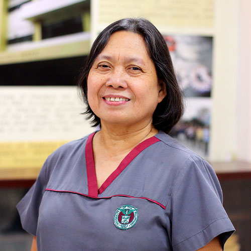 Dolores E. Santos