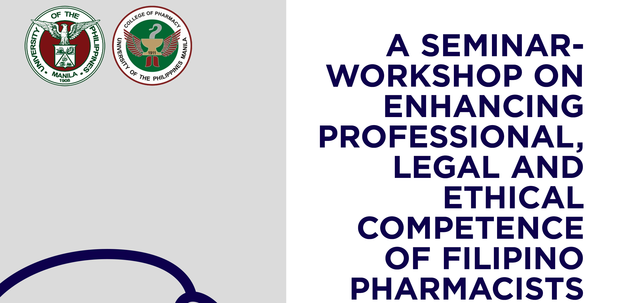 CPD Seminar On Enhancing Professional, Legal, And Ethical Competence Of Filipino Pharmacists